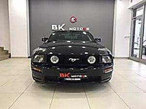 BK MOTORS  2005 FORD MUSTANG 4.6 GT V8 OTOMATİK FULL Ford Mustang 4.6 GT