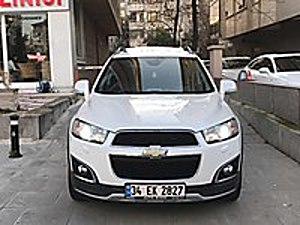 AUTO SHOW 2.0 LTZ YENİ KASA CAPTİVA 7 KİŞİLİK FULL FULL HATASIZ Chevrolet Captiva 2.0 D LTZ