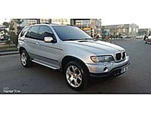 2003 BMW X5 30D M SPORT REKORA KOLTUK WEBASTOLU EMSALSİZ BMW X5 30d
