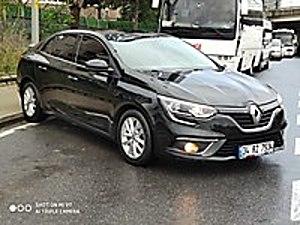 76 000 KM DE 2016 OTOMATİK BAKIMLI MASRAFSIZ MEGAN TOUCH Renault Megane 1.5 dCi Touch