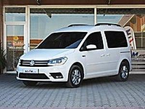 2019 HATASIZ SIFIRDAN FARKSIZ EXCLUSİVE DSG Volkswagen Caddy 2.0 TDI Exclusive
