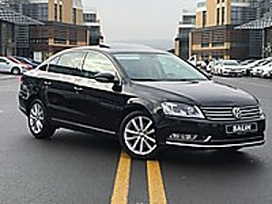 SALİH   2013 PASSAT HİGHLİNE SUNROOFLU FULL 1.6 TDİ -121KM- VOLKSWAGEN PASSAT 1.6 TDI BLUEMOTION HIGHLINE