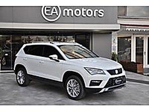 EA MOTORS 2019 0 KM SEAT ATECA 1.6 TDI XCELLENCE DSG CAM TAVAN Seat Ateca 1.6 TDI Ecomotive Xcellence