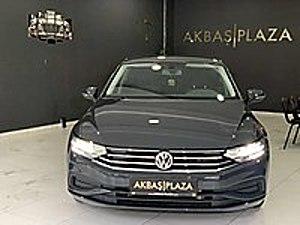 AKBAŞ PLAZA DAN 2019 MODEL BOYASIZ 10 BİN KM MAKYAJLI KASA YENİ Volkswagen Passat 1.6 TDi BlueMotion Impression