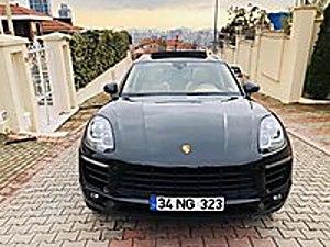2016 MODEL BAYİİ ÇIKIŞLI PORSCHE MACAN 2.0 SOĞUTMA CAM TAVAN Porsche Macan 2.0
