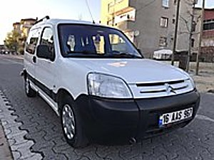 2005 MODEL CITRÖEN BERLİNGO ÇİFT SÜRGÜLÜ CITROËN BERLINGO 1.9 D