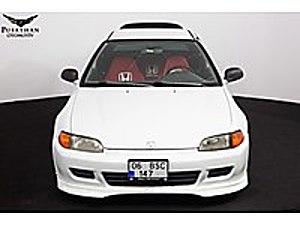 1993 HONDA CİVİC 1.6 Sİ 140 HP MANUEL DOCH VTEC KUSURSUZ Honda Civic 1.6 Si