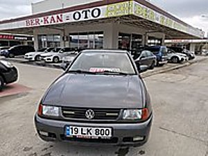 BER-KAN OTO DAN 1997 MODEL 1.6 LPG Lİ 100 BG. POLO CLASSİC Volkswagen Polo 1.6 Classic