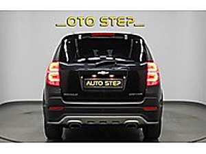 OTO STEP DEN 2013 CAPTİVA LTZ 4X2 Chevrolet Captiva 2.0 D LTZ