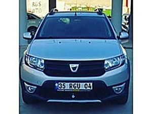 2014 MODEL 1.5 DCİ DACİA SANDERO STEPWAY 75.000 KM DE Dacia Sandero 1.5 dCi Stepway