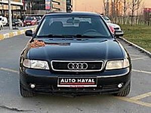 AUTO HAYAL 1997 MODEL AUDİ A4 TDİ Audi A4 A4 Sedan