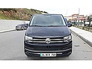 2018-ORJİNAL COMFORTLİNE CİTY VAN -150 PS 5 1 UZUN ŞASE-HATASIZ Volkswagen Transporter 2.0 TDI City Van Comfortline