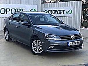 2015-70.000 KM COMFORTLİNE DİZEL OTOM.VİTES TAKAS VE VADE İMKANI Volkswagen Jetta 1.6 TDi Comfortline