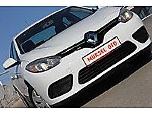 MÜRSEL OTO 2013 FLUENCE DİZEL HATASIZ   BOYASIZ   HASAR KAYITSIZ Renault Fluence 1.5 dCi Joy