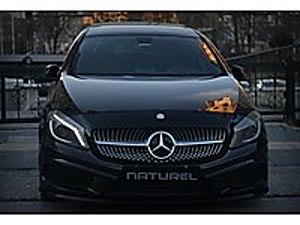 NATUREL den 2014 Mercedes-Benz A-180 CDI AMG Bakımlı Mercedes - Benz A Serisi A 180 CDI BlueEfficiency AMG