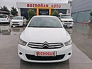 2013 MODEL C-ELYSEE 1.6HDİ ATTRACTİON...KAÇIRMAYIN Citroën C-Elysée 1.6 HDi  Attraction