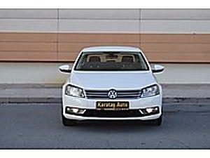 KARATAŞ AUTO DAN VOLKSWAGEN PASSAT DİZEL OTOMATİK SERVİSKAYITLI Volkswagen Passat 1.6 TDi BlueMotion Comfortline