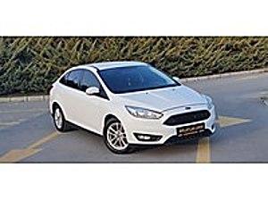 hatasiz otomatik trendx Ford Focus 1.5 TDCi Trend X