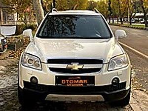 OTOMAR 2012 CHEVROLET CAPTİVA 2.0D LT HİGH 7 KİŞİLİK 123.000KM. Chevrolet Captiva 2.0 D LT High