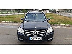 2011 MERCEDES BENZ GLK 250 CDI 4 MATIC CAM TAVAN BAYİİ ÇIKIŞLI Mercedes - Benz GLK 250 CDI