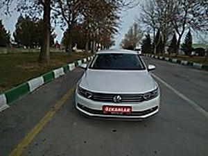 2017 Passat 1.6 TDI BMT Comfortline DSG YENİ EKRAN Volkswagen Passat 1.6 TDi BlueMotion Comfortline