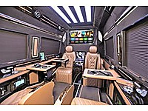 KOÇAK OTOMOTİV SıFıR Mercedes Sprinter 516 CDI ViP Lounge UZUN Mercedes - Benz Sprinter Panel Van 515 CDI