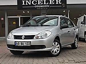İNCELER OTOMOTİV DEN 2011 SYMBOL 1.4 LPG Lİ ORJİNAL Renault Symbol 1.4 Authentique