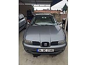 orjinal değişen boya yok Seat Toledo 1.9 TDI Signo