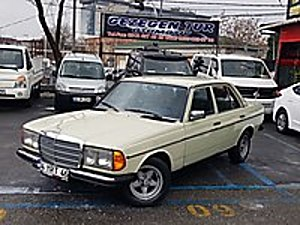 GEZEGENDEN EFSANE MERCEDES MÜZIK TESISATLI   YARI PESINLE VADE Mercedes - Benz 230 230.4