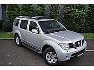 MS CAR DAN 2007 NİSSAN PATHFİNDER DİZEL OTOMATİK -TAKAS OLUR- Nissan Pathfinder 2.5 TDI