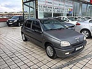 1998 MODEL-CLİO-TAM OTOMATİK-KLİMALI- FRANSIZ KASA Renault Clio 1.4 RN