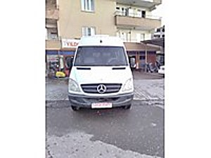 2012 MODEL SPRINTER EKSTRA UZUN 16 1 MERCEDES - BENZ SPRINTER 415 CDI