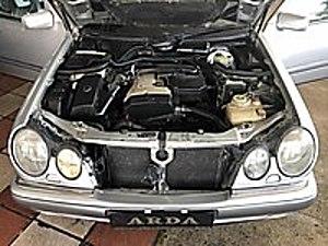 ARDA   dan 1997 MERCEDES E 200 ELEGANCE OTOMATİK   LPG   DERİ Mercedes - Benz E Serisi E 200 Elegance