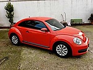 2015 Boyasız Beetle 1.2 Tsi 50.000 km Volkswagen Beetle 1.2 TSI Style