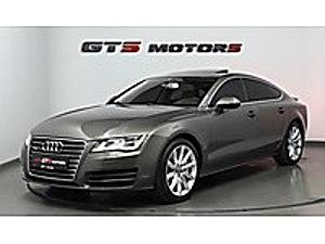 2013 MODEL DOĞUŞ ÇIKIŞLI AUDİ A7 3 0TDİ 313HP Audi A7 3.0 TDI