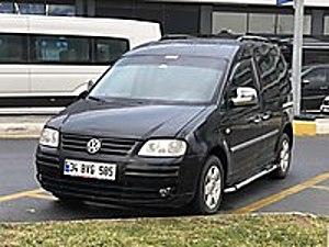 CANPOLAT OTO DAN 2009 MODEL VW CADDY KOMBİ LİFE OTOMATİK FUL FUL Volkswagen Caddy 1.9 TDI Kombi Life