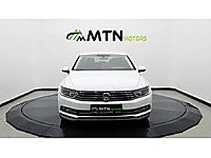 2016 MODEL PASSAT 1.6 TDI COMFORTLİNE DSG OTOMATİK ORJİNAL Volkswagen Passat 1.6 TDi BlueMotion Comfortline