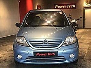 POWERTECH 2004 MODEL C3 1.4 HDİ Citroën C3 1.4 HDi SX