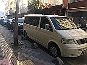 ÖZ ÇAĞDAŞ OTOMOTİVDEN TRANSPORTER 2 5 TDİ COMFORTLAYN HATASIZ Volkswagen Transporter 2.5 TDI Camlı Van Comfortline