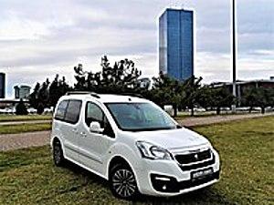KÜÇÜK OTOMOTİV DEN 2016 MODEL PARTNER TEPEE 1.6 HDI ACTİVE ESP Peugeot Partner 1.6 HDi Active