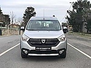 2018 DACİA DOKKER 1.5 DCİ STEPWAY Dacia Dokker 1.5 dCi Stepway