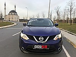 DGN58 OTODA 2014 BLACK EDİTİON PREMİUM PACK C.TAVAN FULL FULL Nissan Qashqai 1.5 dCi Black Edition