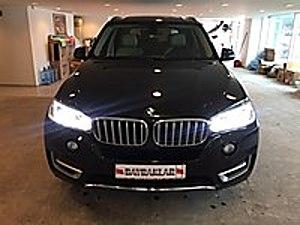 BAYRAKLAR DAN 2014 ÇIKIŞLI BMW X5 30d 258 HP HATASIZ BAYİ FULL BMW X5 30d xDrive Premium