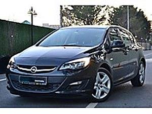 2014 MODEL 1.6 EDİTİON 105 BİN KM DE Opel Astra 1.6 Edition
