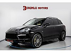 DUMLU MOTORS 2012 BAYİ PORSCHE CAYEN DİSEL VADE CEK SENET TAKAS Porsche Cayenne 3.0 Diesel