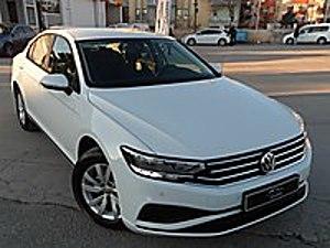 GALERIA MOTORS DAN SIFIR PASSAT 2020 1.6TDI DSG BEYAZ LEDLİ Volkswagen Passat 1.6 TDi BlueMotion Impression