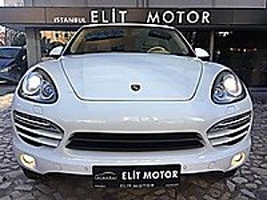 istELİT MOTOR  HATASIZ 2012 CAYENNE-SOĞUTMA.ISITMA.NAVİ.AİRMATİC Porsche Cayenne 3.0 Diesel