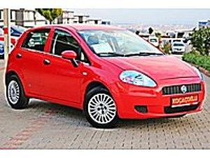 2007 MODEL FİAT GRANDE PUNTO 1.4 FİRE ACTİVE DUALOGİC OTOMATİK Fiat Punto Grande 1.4 Fire Active