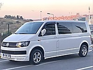 POLAT TAN 2017 9 1 OTOMOTİK ÖZEL VİP TRANSPORTER 15 DK KREDİ Volkswagen Transporter 2.0 TDI Camlı Van Comfortline