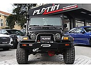 2004 JEEP WRANGLER 4.0 SAHARA OTOMATİK  VİNÇ ARBTAMPON WHEELJANT Jeep Wrangler 4.0 Sahara